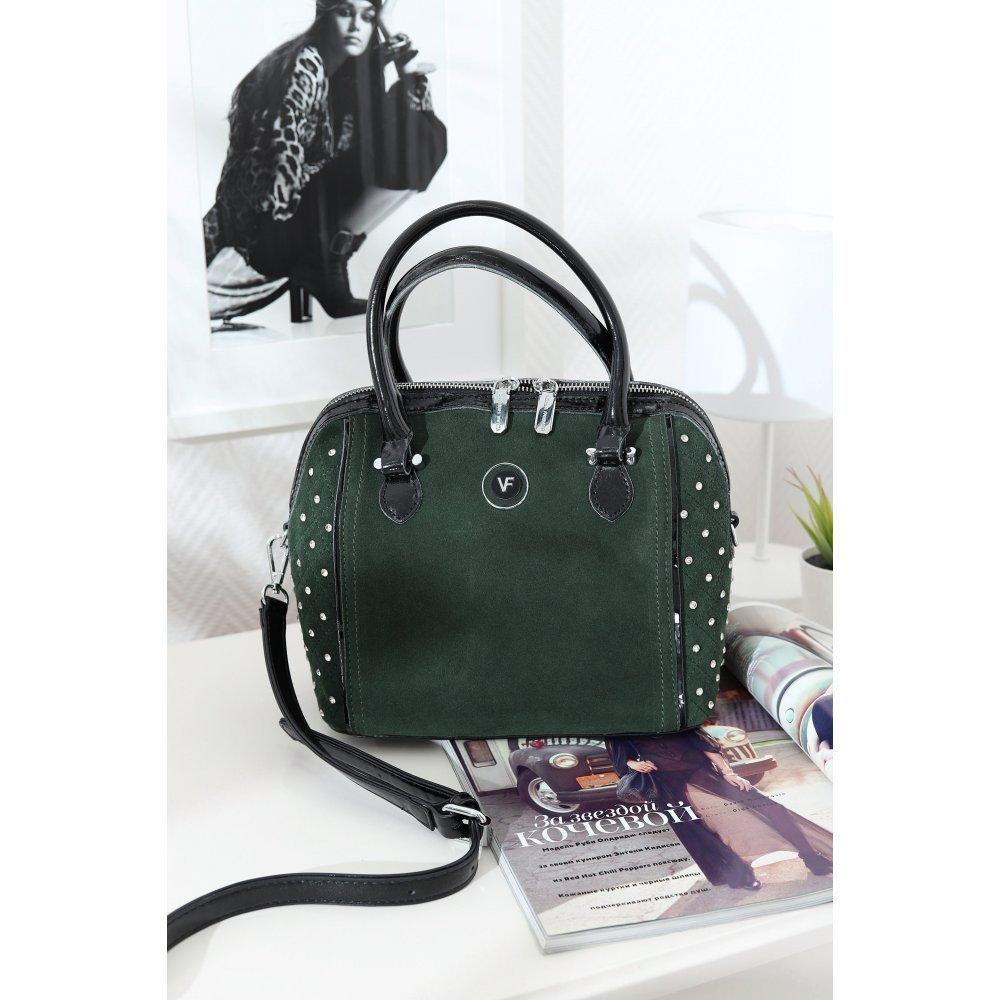сумку зеленую купить в москве